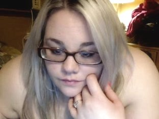 big toy bbw blond webcam