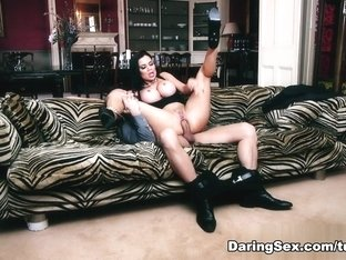 Fabulous pornstar Mike Angelo in Hottest Big Tits, Brunette porn movie