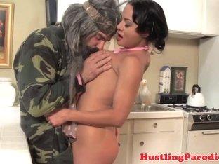 Horny pornstar Mahina Zaltana in Crazy Pornstars, Blowjob adult video