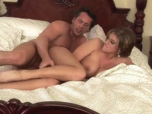 Couple sex with Eve Laurence and her husband