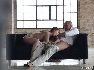 Fabulous pornstar in Horny Brunette, Blowjob xxx video