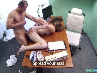Exotic pornstar Luca Bella in Best Voyeur, Creampie sex scene