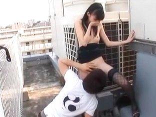 Crazy Japanese girl Aino Kishi in Horny Girlfriend, Masturbation/Onanii JAV clip