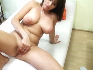 Large titted waitress Chintia Doll receives pounded for specie