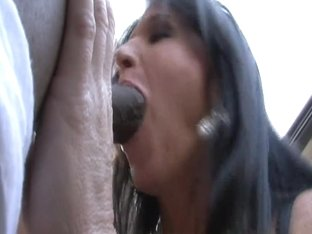Large Scoops mother I'd like to fuck Drilled By A Dark Boy-Friend