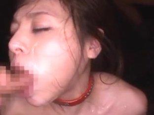 Naughty Erina Fujisaki likes to swallow cum