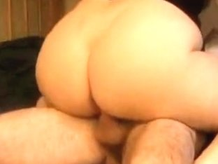 Amateur BBW wife gets her wet hole filled with thick jizz