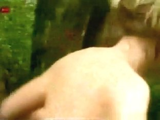 A compilation of girls walking nude and flashing in public