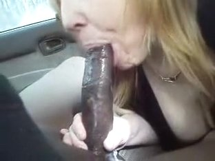 Blonde MILF gets an amateur allure facial from me