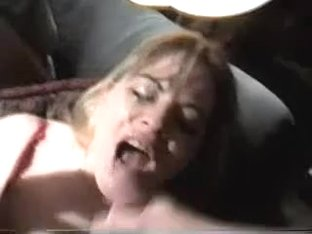 Mature wife blows husband 2