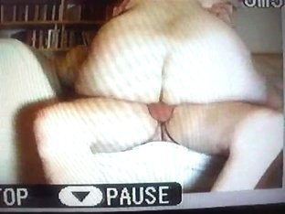 bbw straight & anal riding orgasm
