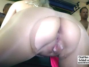 Sexy-Vicious-Me - Achtung Extrem geile Ao Reinspritz Orgie