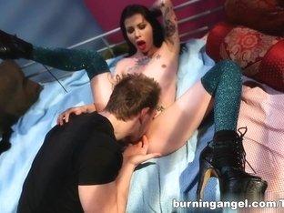 Amazing pornstars Krysta Kaos, Erik Everhard in Horny Big Cocks, HD sex scene