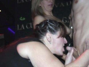 bbw latin wild party orgy