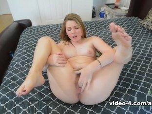 Crazy pornstar Caley Hayes in Best Big Tits, Big Ass porn movie