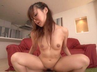 Exotic Japanese girl Yukina Momota in Horny JAV uncensored Handjobs clip