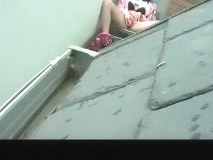 Spying Neighbors Wife