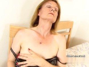 Horny pornstar in Incredible Blonde, Stockings sex video
