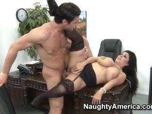 Jaylene Rio & Charles Dera in Naughty Office
