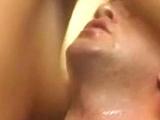 Blonde pornstar Lexxi Blank gets crammed and sprayed