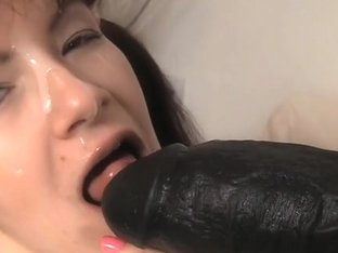 Filthy and slutty schoolgirl enjoys crazy fun sex