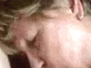 Amateur cocksucking with facial ending in the granny porn video