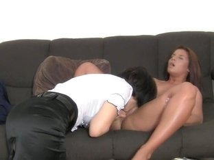 FemaleAgent: Wet and excited