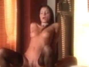 Lucy Bell in Samurai Fuck - Cum in throat