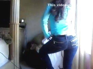 Superlatively Good twerking livecam legal age teenager clip