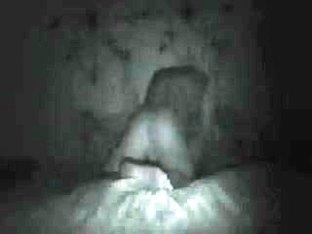 Hot bitch on hidden webcam