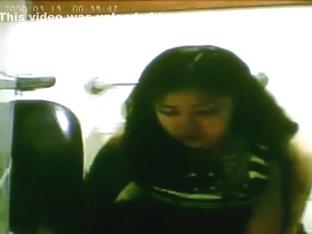 hiddencam in bedroom and toilet