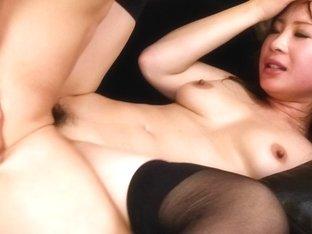 Hottest Japanese model Yuwa Tokona in Fabulous JAV uncensored Creampie scene