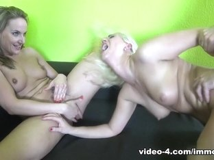 Exotic pornstar in Crazy Tattoos, Blonde xxx movie