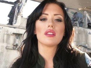 Exotic pornstar in Horny Striptease, Solo Girl xxx video
