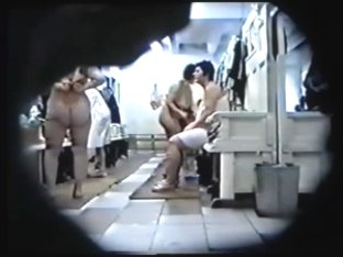 bath grandmother
