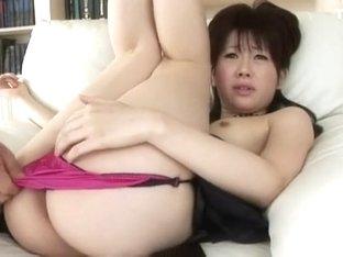 Hina Kawamura Uncensored Hardcore Video with Masturbation, Dildos/Toys scenes
