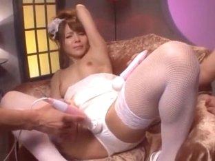 Amazing Japanese girl Tina Yuzuki in Crazy Dildos/Toys, Squirting/Shiofuki JAV scene