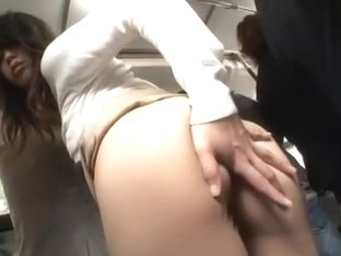 Incredible Japanese model in Exotic Doggy Style JAV movie
