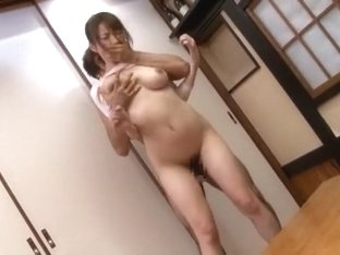 Crazy Japanese chick Ayano Umemiya in Amazing Big Tits JAV clip