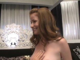 Incredible pornstars Allison Pierce and Nikki Rhodes in horny facial, blonde xxx clip