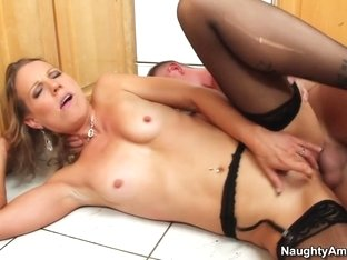 Alyssa Dutch & Bill Bailey in My Friends Hot Mom