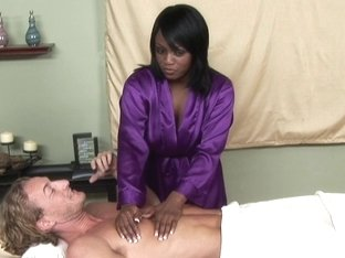 Massage-Parlor: Ebony Delights