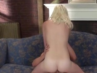 Chloe Foster gets to fuck her favorite male performer