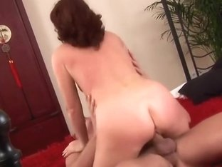 Hawt Esmeralda gangbanged good and hard