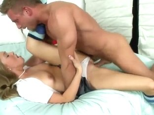 Bill Bailey pounding snatch of cute Zoe Mae