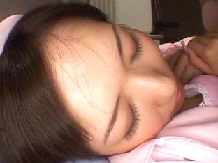 Yuu Asakura nice teen is a wild Asian nurse in position 69