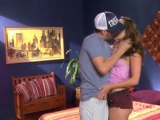 An excellent position for sniffing at Remy Lacroix's butt