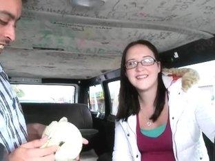 Amy in Slippery when wet!!