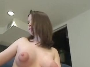 Young Girl with Puffy tits