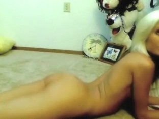 Submissive gal is horny and moist